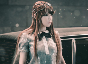 2NE1 – Concept các bức ảnh 'Missing You'