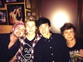 Birthday boy on the left! - 5-seconds-of-summer photo