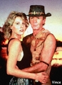 Crocodile Dundee Love - 80s-films fan art