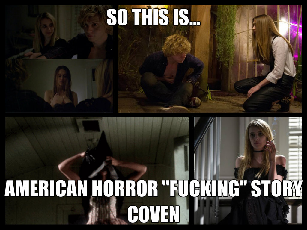 Violet American Horror Story Quotes