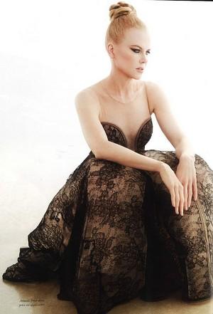 Nicole Kidman - Harper's Bazaar Australia Dec. 2013