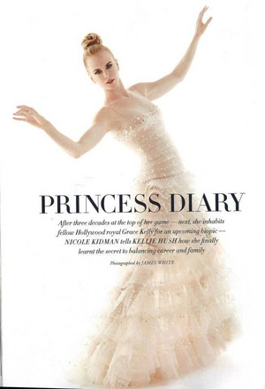 Nicole Kidman - Harper's Bazaar Australia, Dec. 2013