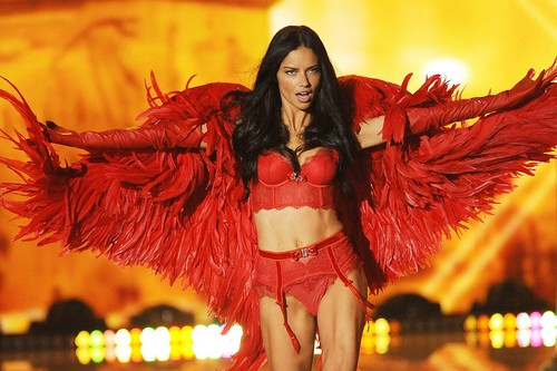 Adriana Lima wallpaper possibly containing a hip boot titled Adriana Lima