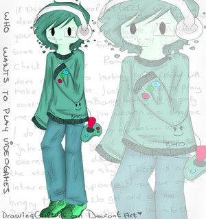bmo as a boy