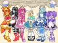 peppermint butler  maid cafe - adventure-time-with-finn-and-jake photo