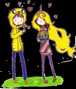 Jake x Lady