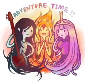 Adventure Time~!!