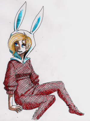 Fionna Drawing