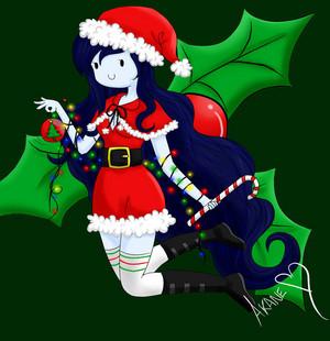 Marceline giáng sinh