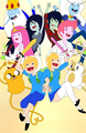 Adventure Time - adventure-time-with-finn-and-jake fan art