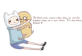 Bromance   - adventure-time-with-finn-and-jake fan art