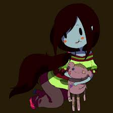 Marcy and her teddy