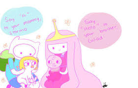 Cute baby pics of Goliad and stromo