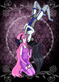 Bubbline Magnet   - adventure-time-with-finn-and-jake fan art