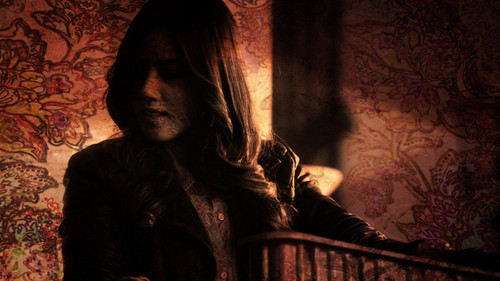 Agents of S.H.I.E.L.D. wallpaper probably with a living room and a drawing room titled SKYE: AGENT OF SHIELD