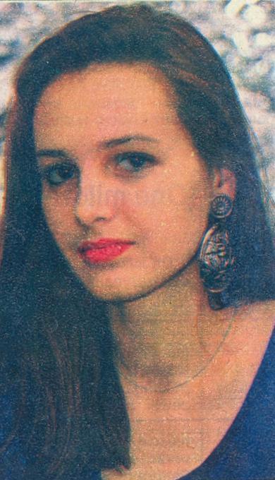 Agnieszka Kotlarska (August 15, 1972 – August 27, 1996)