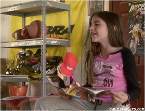 "Alexa Nikolas Hintergrund called ""Motocross Kids"" - 2004"