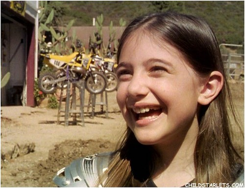 "Alexa Nikolas wallpaper possibly containing a spatula entitled ""Motocross Kids"" - 2004"