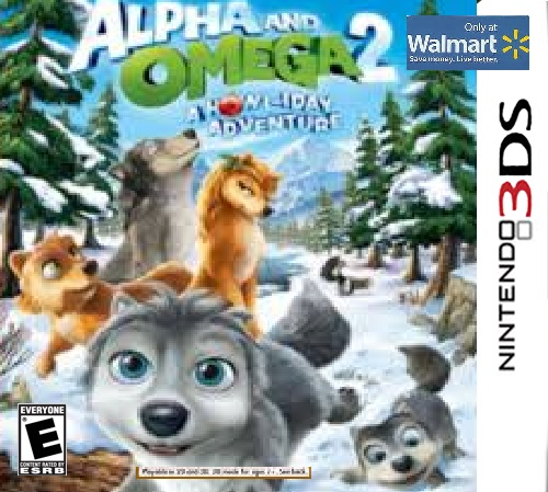 Alpha and Omega 2 3DS