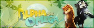 Alpha and Omega Banner