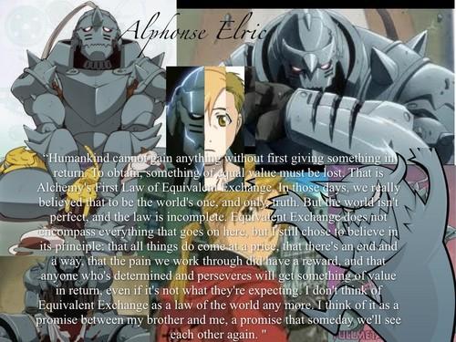 Alphonse Elric fondo de pantalla called Cool Alphonse Elric foto