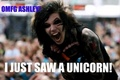 OMFG UNICORNS?! - andy-sixx photo