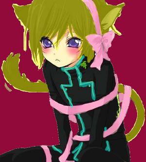 anime Neko Girl