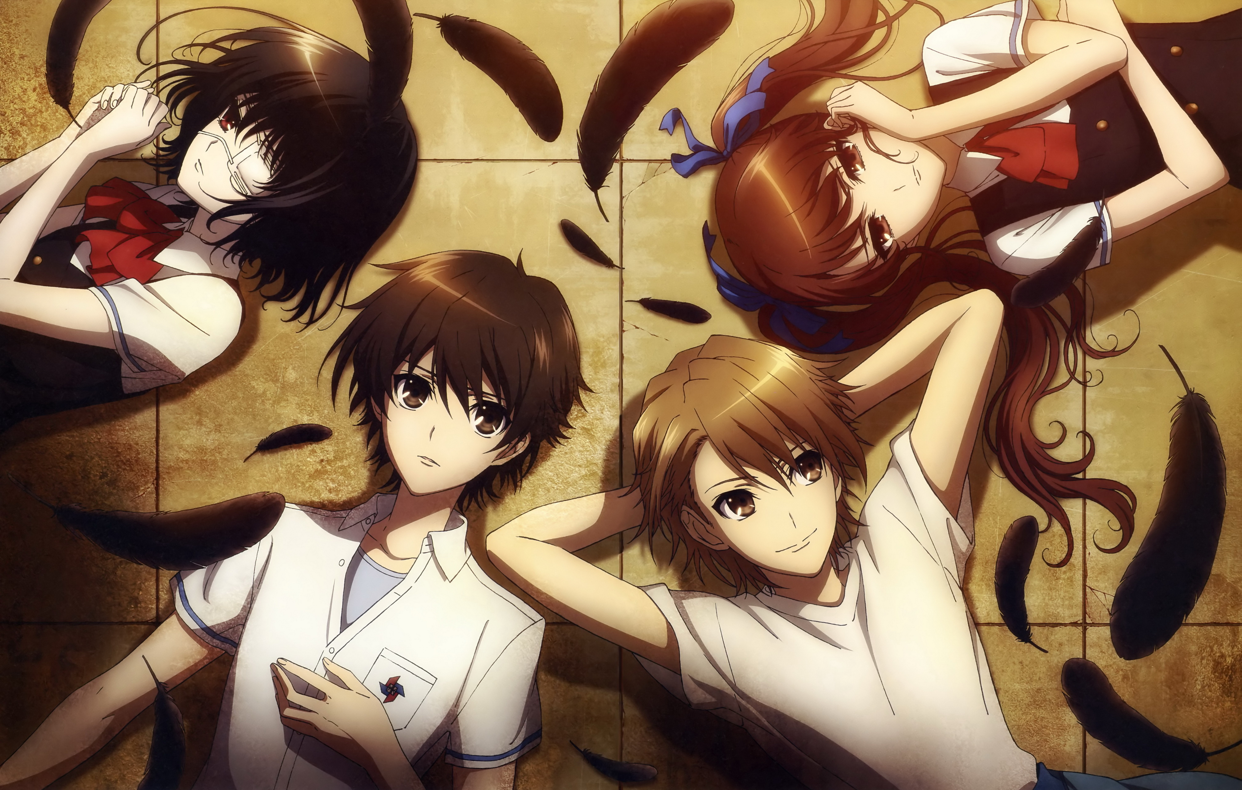 Animemanga  E  A Images Another Anime Hd Wallpaper And Background Photos