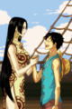 ~One Piece♥(L x H) - anime-couples fan art