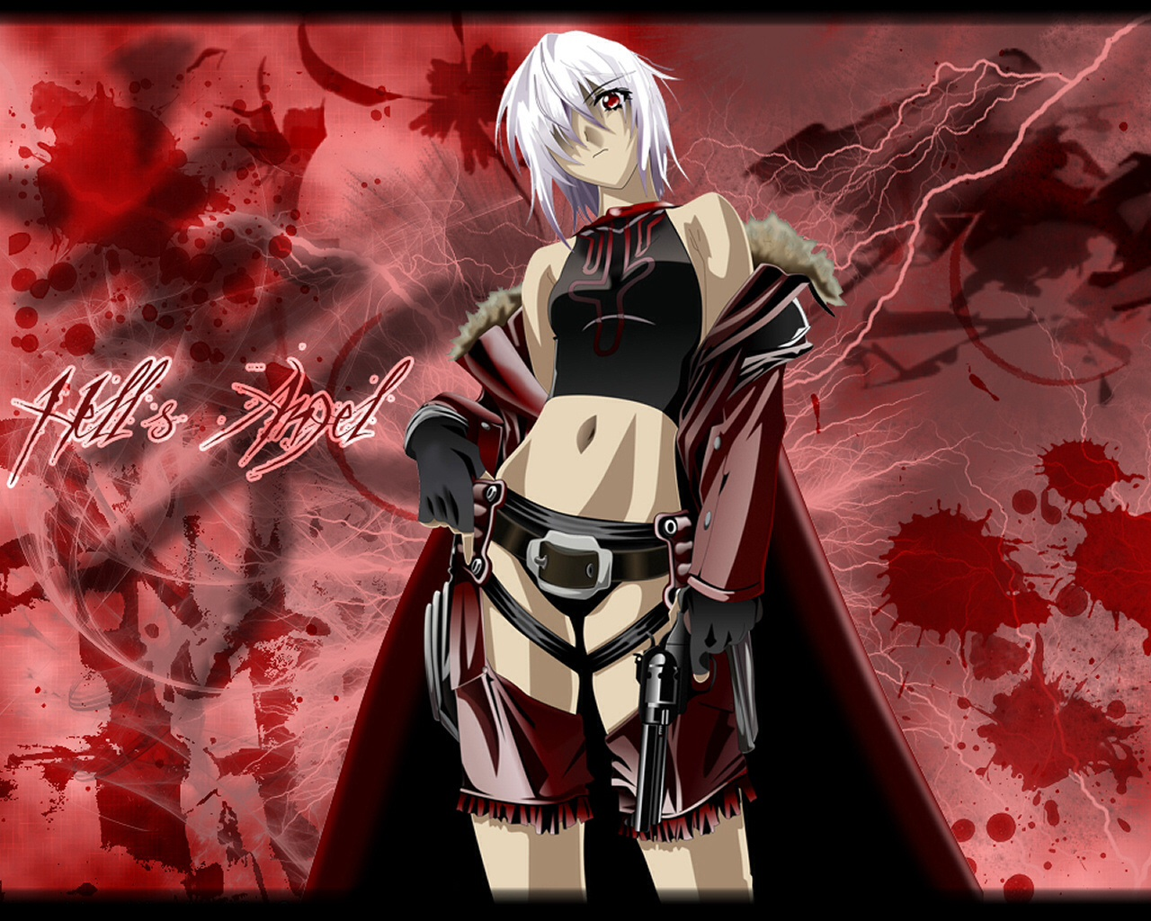 anime images jo bounty hunter hd wallpaper and background