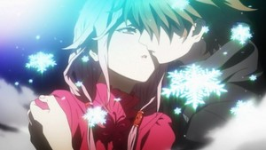 Inori and Shu❤️