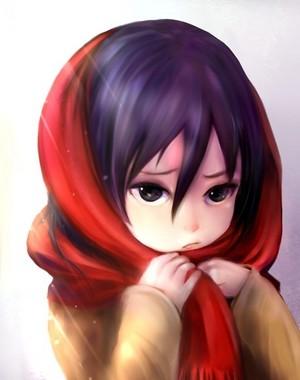 Little Mikasa