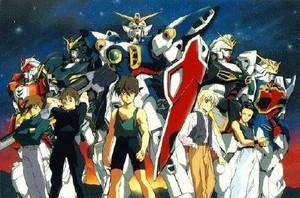 The Gundam Team