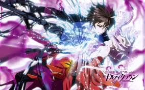 guilty crown-Shuu and Inori