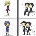 lol poor Alois - anime fan art