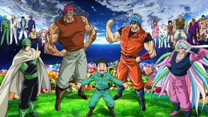 Toriko and the gang