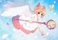 anime - CardCaptor Sakura             wallpaper
