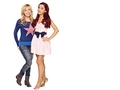 Sam and Cat - ariana-grande wallpaper