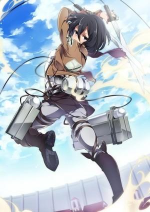 Mikasa acherman:)