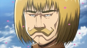 Attack on titan-armin