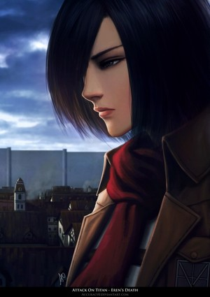 Mikasa acherman