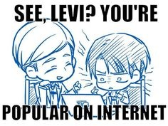 Levi and Erwin