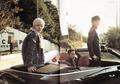 B.A.P 2014 Season's Greetings Calendar  - bap photo