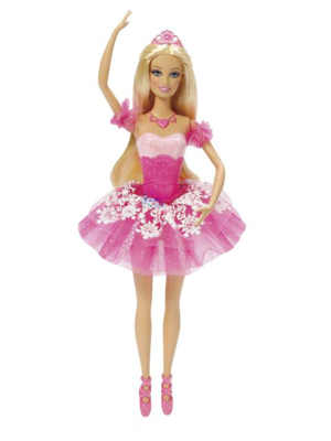 barbie in Princess Power doll (?)