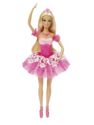 2014 barbie Sugar ciruela, ciruelo Princess doll