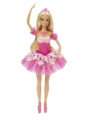 2014 Barbie Sugar Plum Princess doll - barbie-movies photo