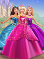 Barbie and her friends - barbie-princess-charm-school photo
