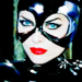 Michelle Pfeiffer as Catwoman - batman icon