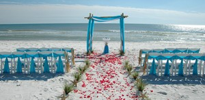 pantai wedding