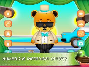 Gentleman Teddy 熊